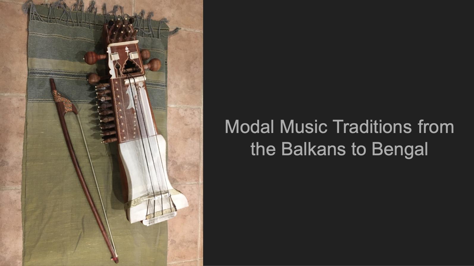 Modal Music Presentation thumbnail
